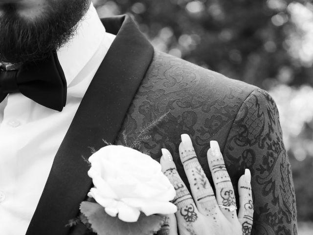 Le mariage de Younes et Nisrine à Montpellier, Hérault 17