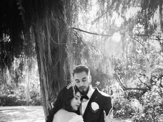Le mariage de Younes et Nisrine à Montpellier, Hérault 18