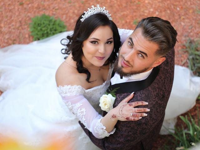 Le mariage de Nisrine et Younes