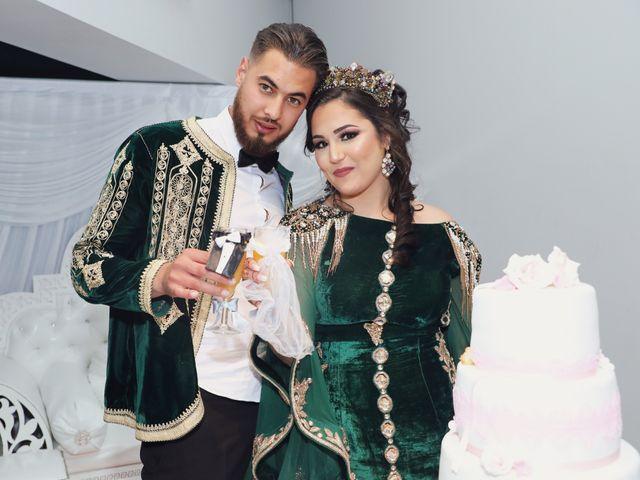 Le mariage de Younes et Nisrine à Montpellier, Hérault 44