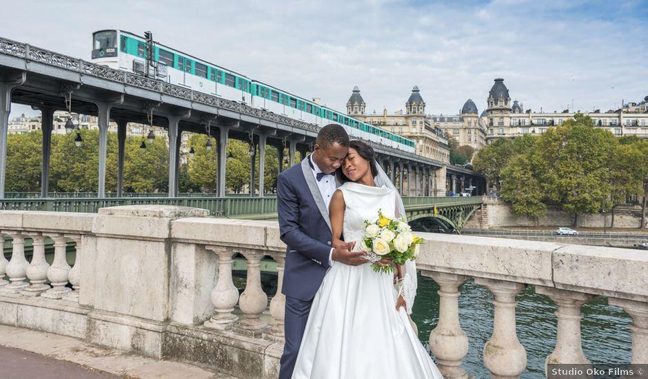 Le mariage de Prince et Christina à Paris, Paris