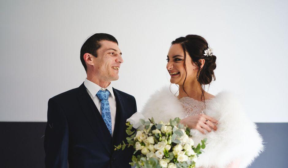 Le mariage de Léonard et Léa à Merey, Eure