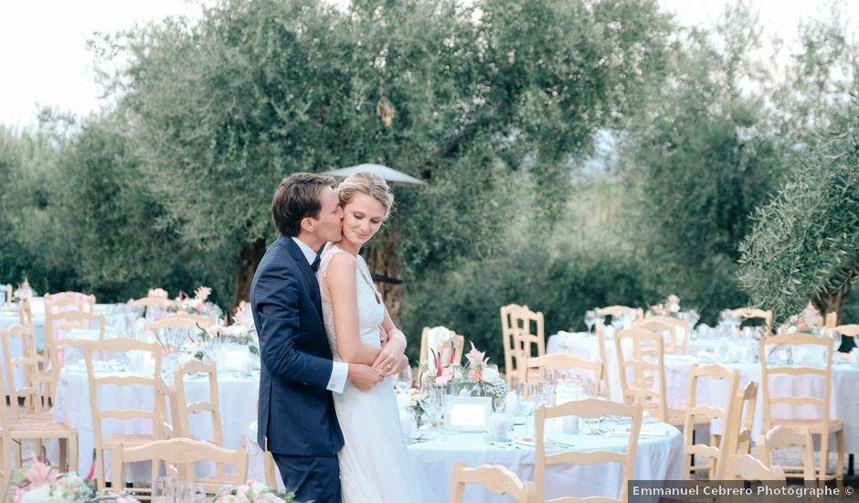 Le mariage de Guilhem et Laura à Taradeau, Var