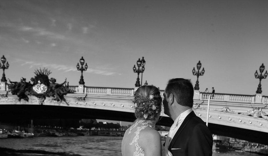 Le mariage de Patrice et Isabelle à Paris, Paris