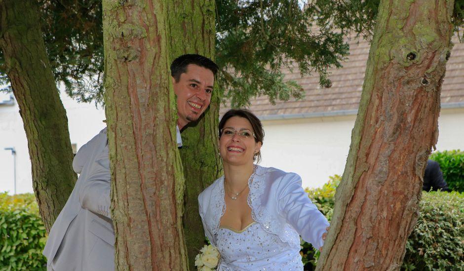 Le mariage de Remy et Aurore à Péroy-les-Gombries, Oise