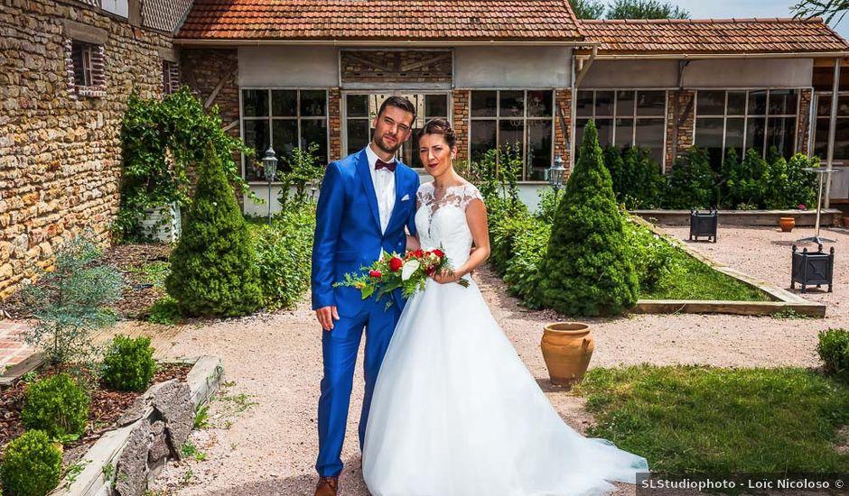 Le mariage de Cédric et Émilie à Digoin, Saône et Loire