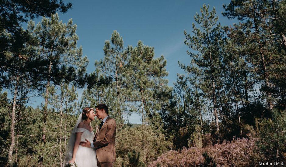 Le mariage de Julien et Alexandra à Génolhac, Gard