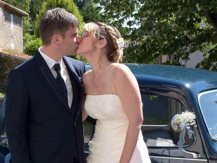 Le mariage de Gaëlle  et Léo