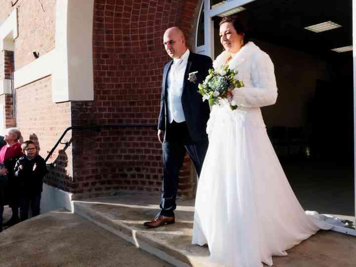 Le mariage de Suzy et Gonzague