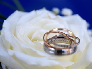 Le mariage de Gaëlle  et Léo 1