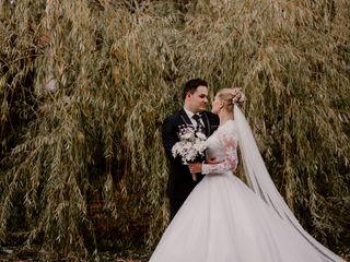 Le mariage de Charlotte et Meryl