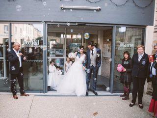 Le mariage de Helene et Fabien 1
