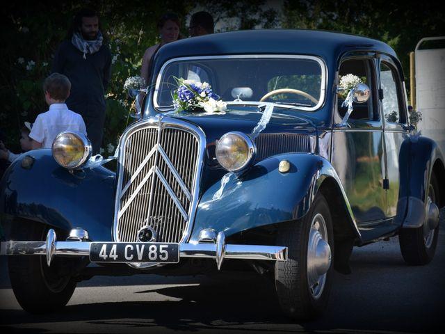 Le mariage de Léo et Gaëlle  à Le Poiré-sur-Vie, Vendée 4