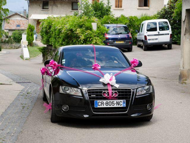 Le mariage de Isaac et Alexandra à Champ-sur-Drac, Isère 4