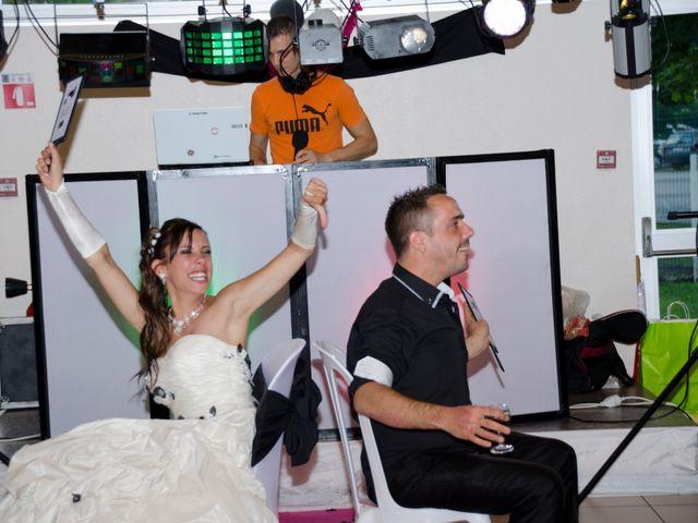 Le mariage de Isaac et Alexandra à Champ-sur-Drac, Isère 7
