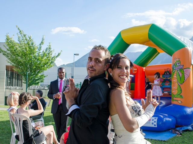 Le mariage de Alexandra et Isaac