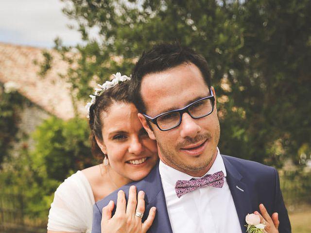 Le mariage de Samuel et Anne à Angoulême, Charente 11