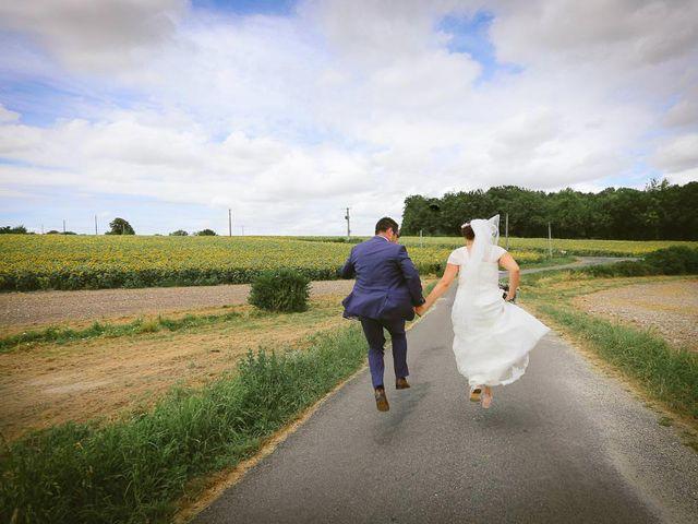 Le mariage de Samuel et Anne à Angoulême, Charente 24