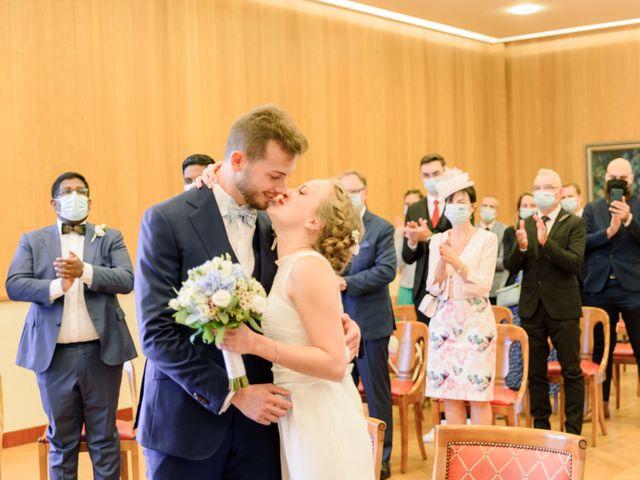 Le mariage de Maxime et Claire à Soisy-sous-Montmorency, Val-d'Oise 12