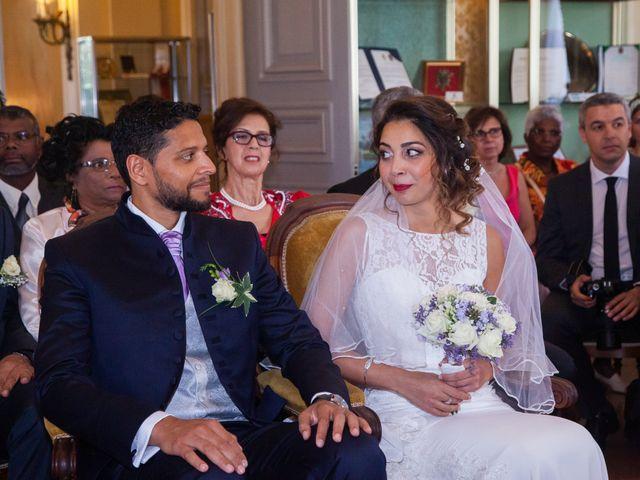 Le mariage de Sébastien et Nabila à Rueil-Malmaison, Hauts-de-Seine 8