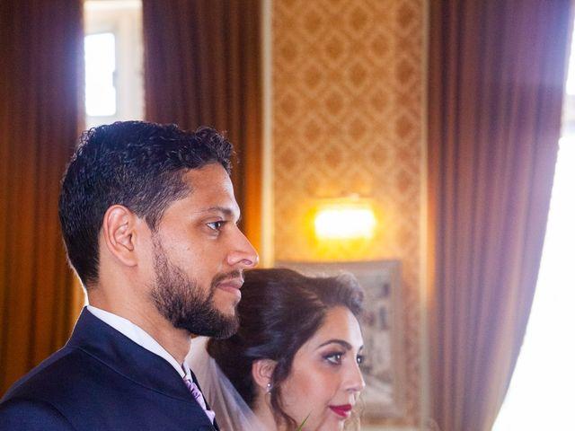 Le mariage de Sébastien et Nabila à Rueil-Malmaison, Hauts-de-Seine 11