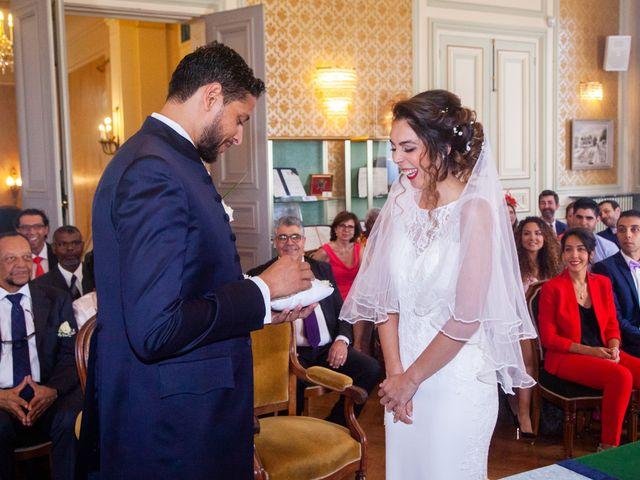 Le mariage de Sébastien et Nabila à Rueil-Malmaison, Hauts-de-Seine 13