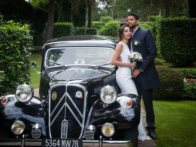 Le mariage de Sébastien et Nabila à Rueil-Malmaison, Hauts-de-Seine 17