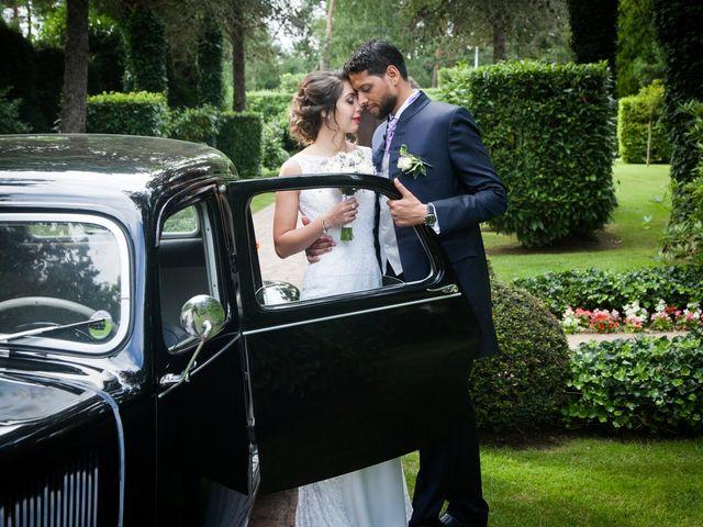 Le mariage de Nabila et Sébastien