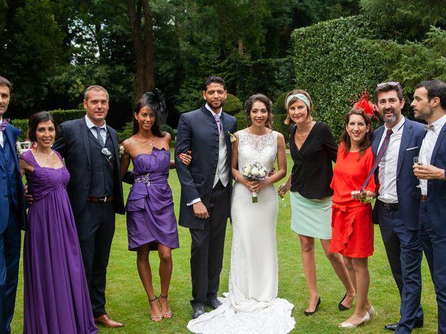 Le mariage de Sébastien et Nabila à Rueil-Malmaison, Hauts-de-Seine 27