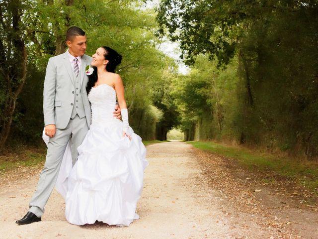 Le mariage de Hugo et Marlène à Cerdon, Loiret 10