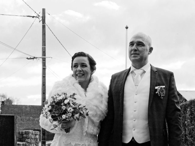 Le mariage de Gonzague et Suzy à Courcelles-le-Comte, Pas-de-Calais 3