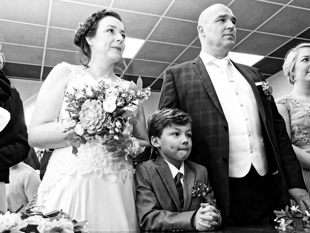 Le mariage de Gonzague et Suzy à Courcelles-le-Comte, Pas-de-Calais 2