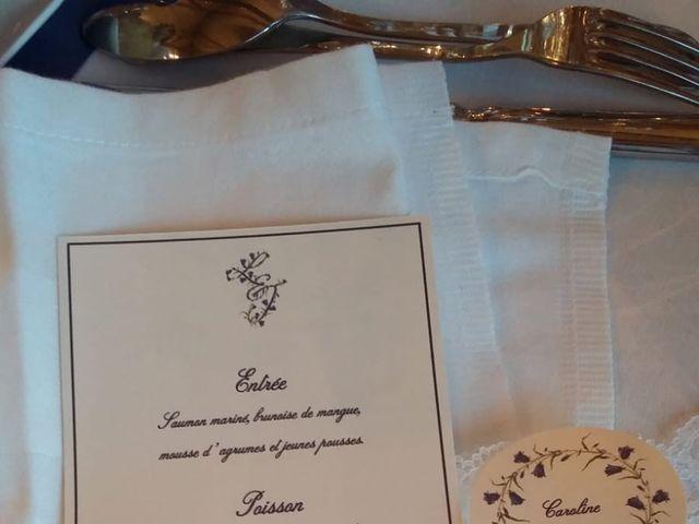 Le mariage de Julien et Lamia à La Bussière, Loiret 3