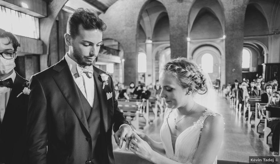 Le mariage de Maxime et Claire à Soisy-sous-Montmorency, Val-d'Oise