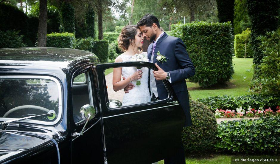 Le mariage de Sébastien et Nabila à Rueil-Malmaison, Hauts-de-Seine
