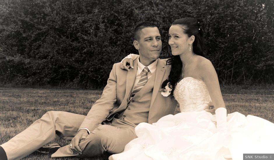 Le mariage de Hugo et Marlène à Cerdon, Loiret