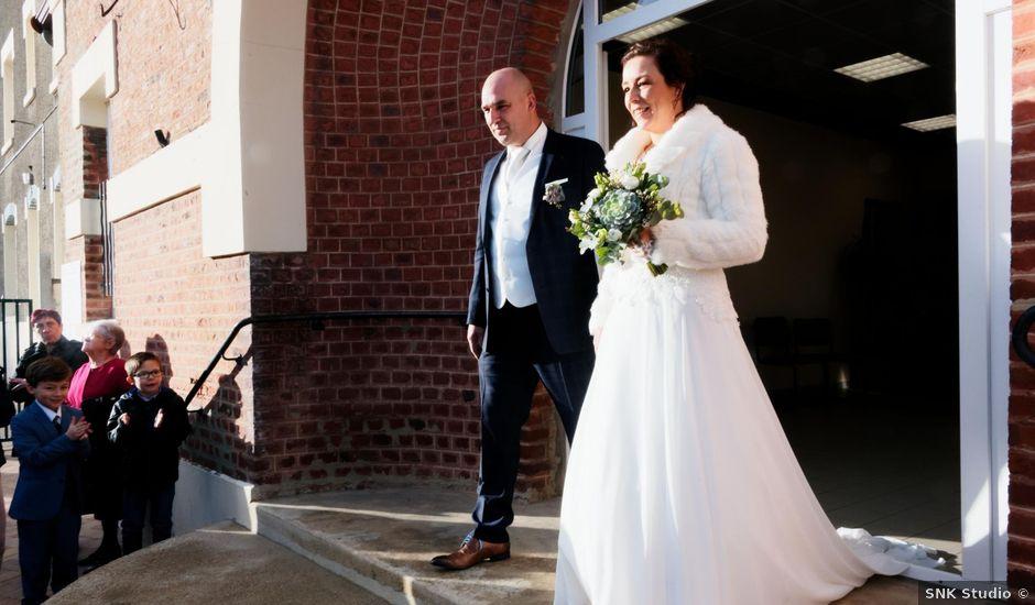 Le mariage de Gonzague et Suzy à Courcelles-le-Comte, Pas-de-Calais