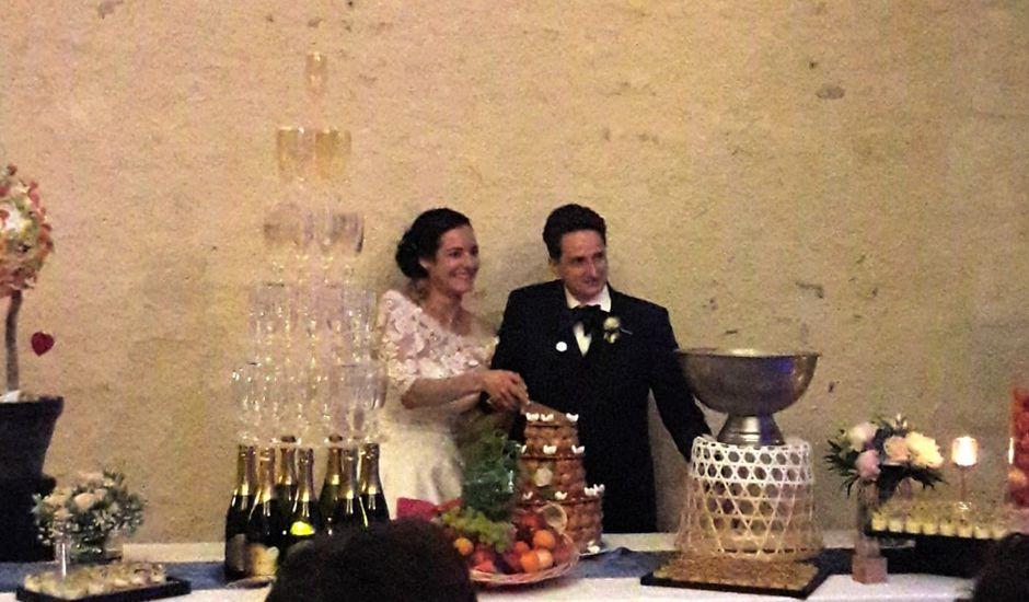 Le mariage de Julien et Lamia à La Bussière, Loiret