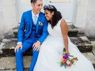Le mariage de Leslie et Julien