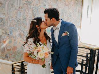 Le mariage de Sandrine et Roy