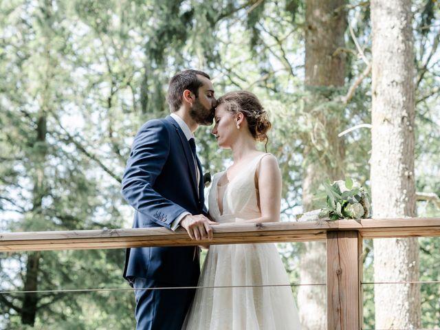 Le mariage de Noémie et Mathieu