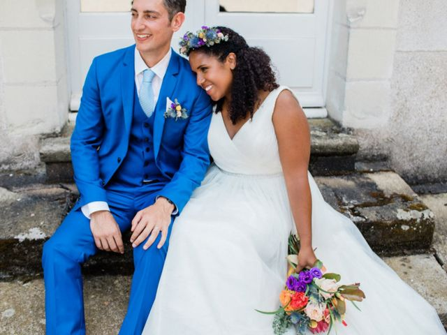 Le mariage de Julien et Leslie à Nantes, Loire Atlantique 4