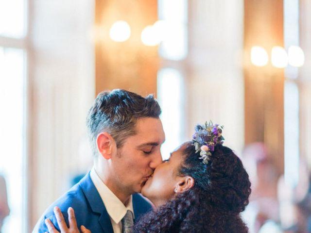 Le mariage de Julien et Leslie à Nantes, Loire Atlantique 21