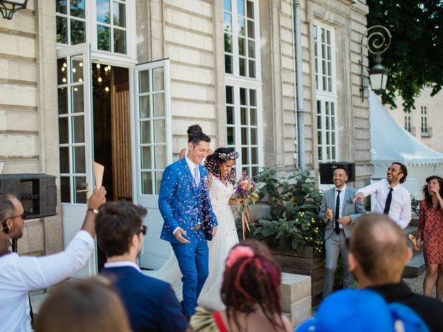 Le mariage de Julien et Leslie à Nantes, Loire Atlantique 22