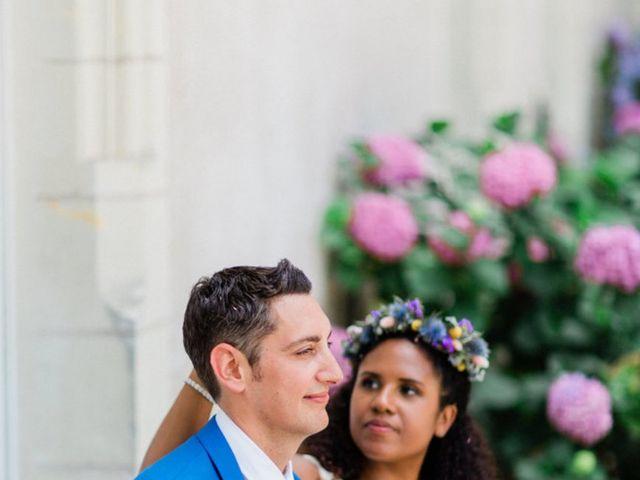 Le mariage de Julien et Leslie à Nantes, Loire Atlantique 24
