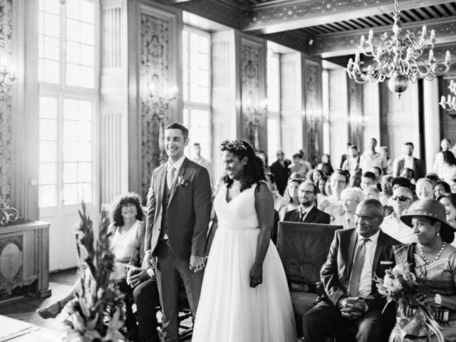 Le mariage de Julien et Leslie à Nantes, Loire Atlantique 31