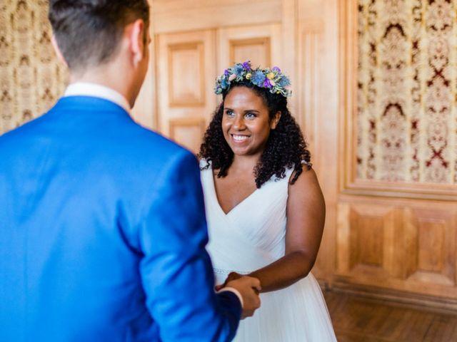 Le mariage de Julien et Leslie à Nantes, Loire Atlantique 32