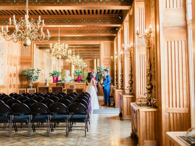 Le mariage de Julien et Leslie à Nantes, Loire Atlantique 33