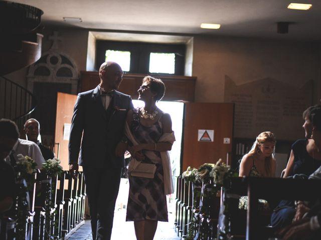 Le mariage de Sébastien et Léa à Arvillard, Savoie 3