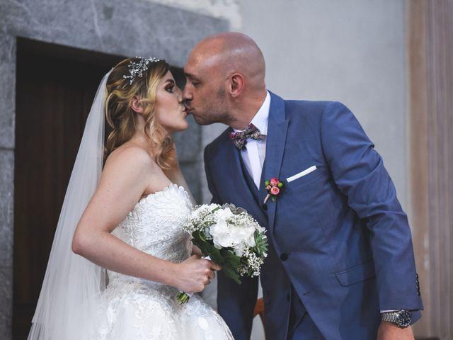 Le mariage de Sébastien et Léa à Arvillard, Savoie 4